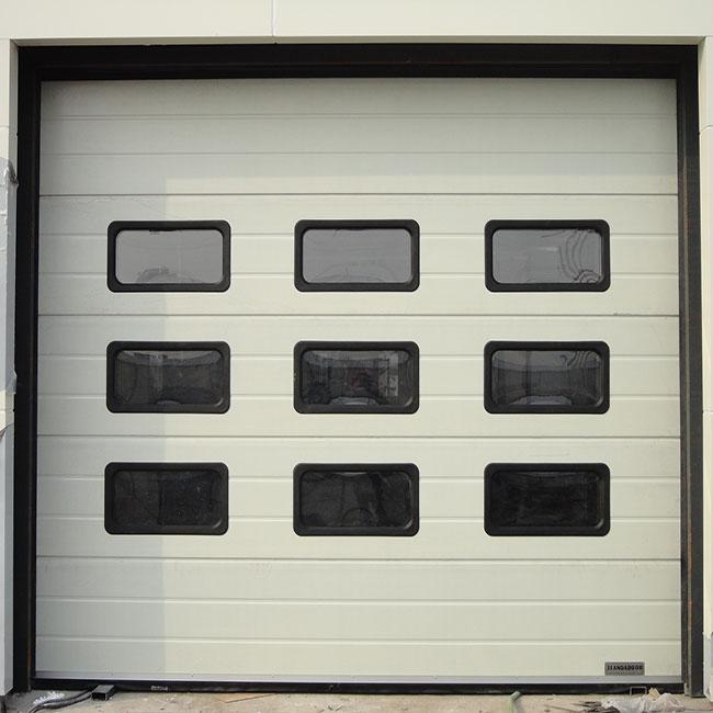 工业门带小窗